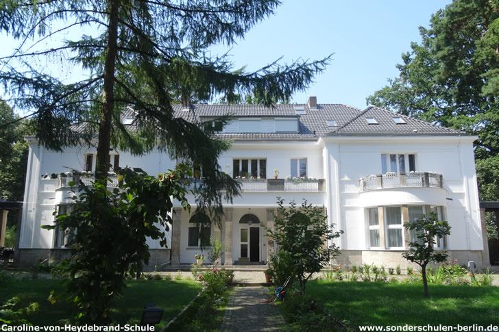 Caroline-von-Heydebrand-Schule