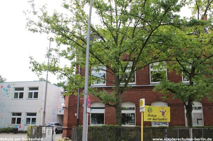 Schule am Gartenfeld