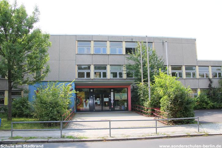 Schule am Stadtrand
